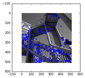 SIFT image alignment tutorial — silx 0 3 0 documentation