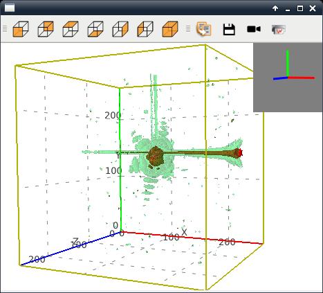 plot3d: 3D Visualisation widgets — silx 0 5 0 documentation