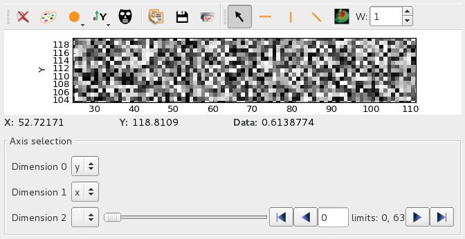 Widgets gallery — silx 0 6 1 documentation